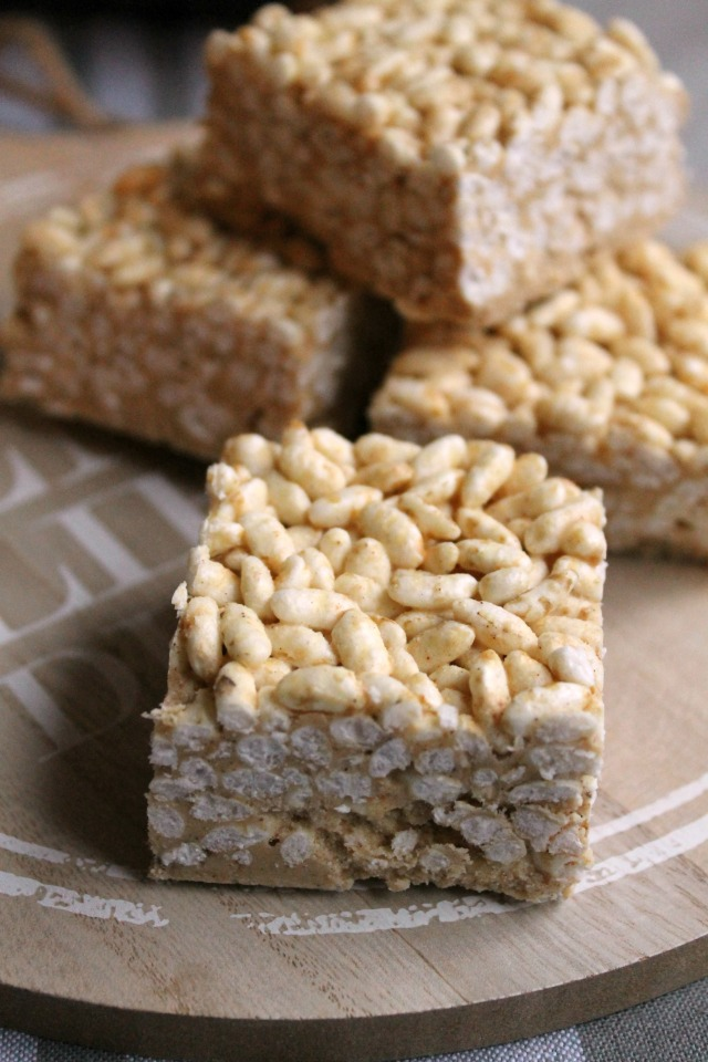Vegan Protein Rice Crispy Squares 2